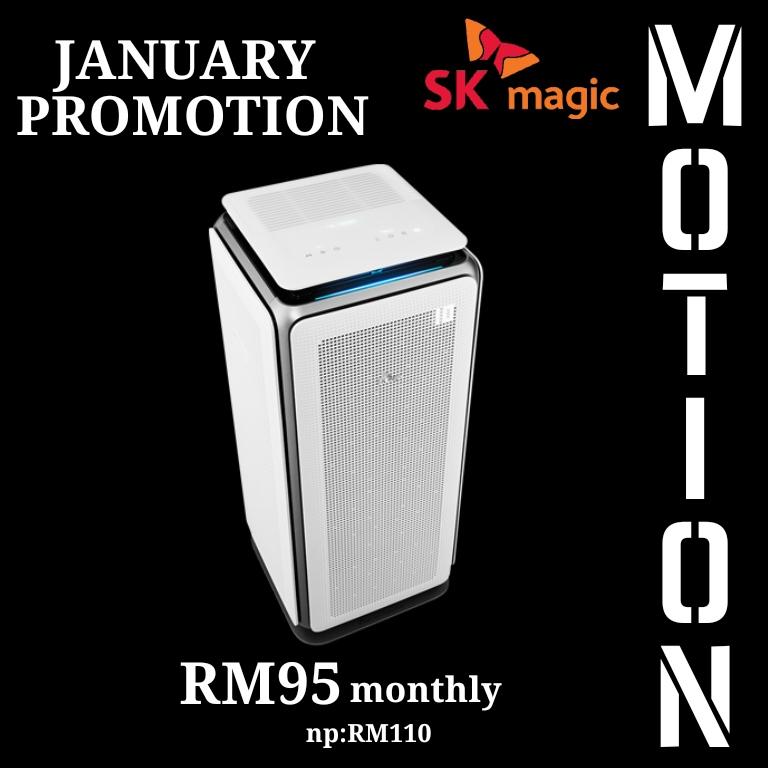 SK Magic Motion Promotion Kedah Penang