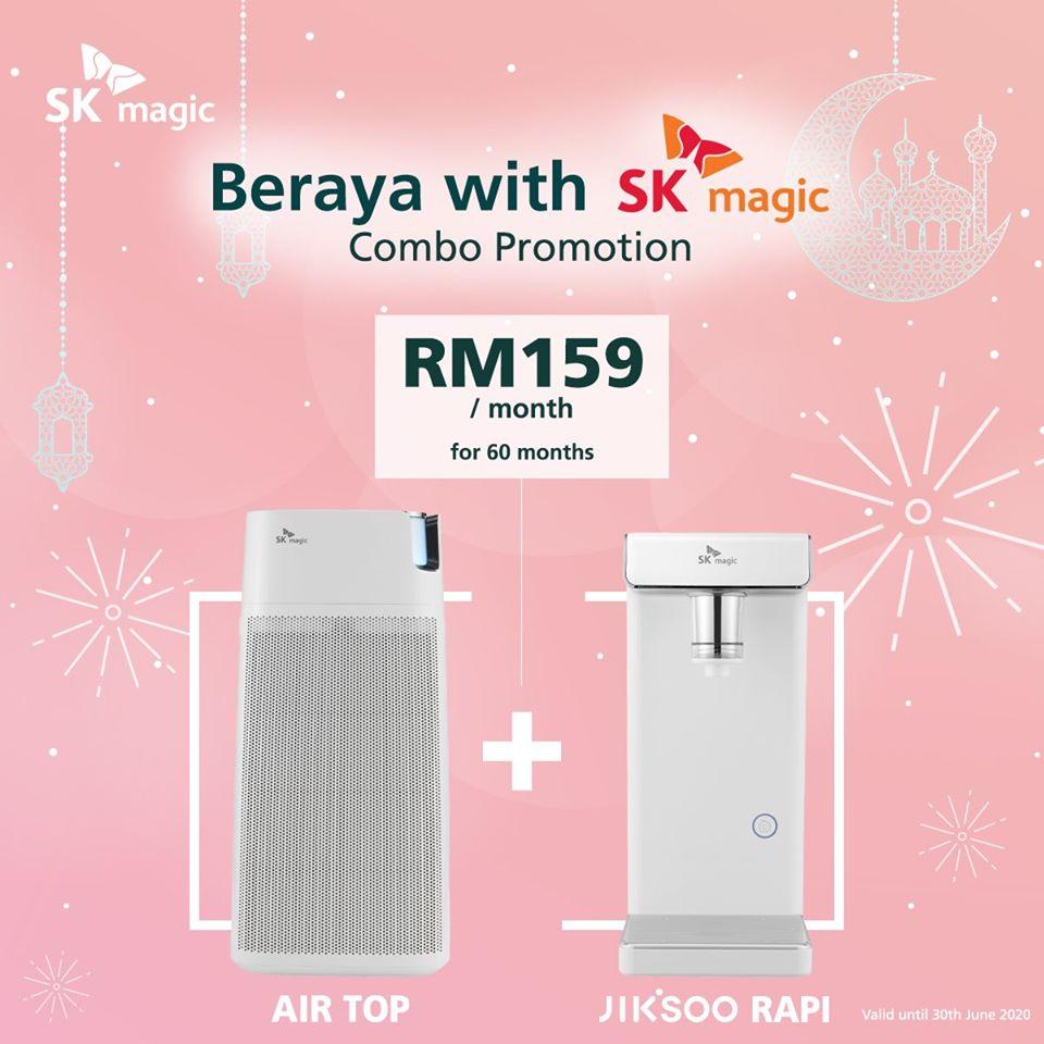 SK Magic Jiksoo Raya Combo Rapi Promotion Kedah Penang